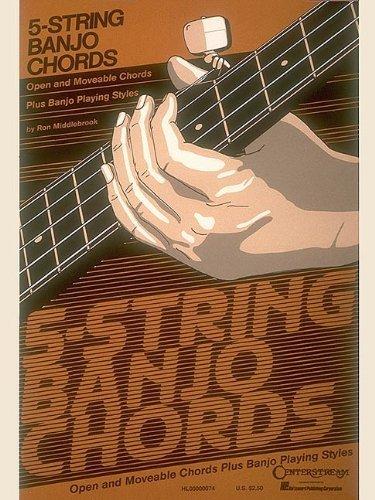 5 string banjo chord chart - 6