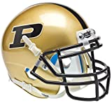 Schutt NCAA Purdue Boilermakers Collectible Mini Helmet