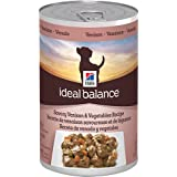 Hill's Ideal Balance Savory Venison and Vegetables Recipe 12-Pack Dog Food Can, 12.8-Ounce