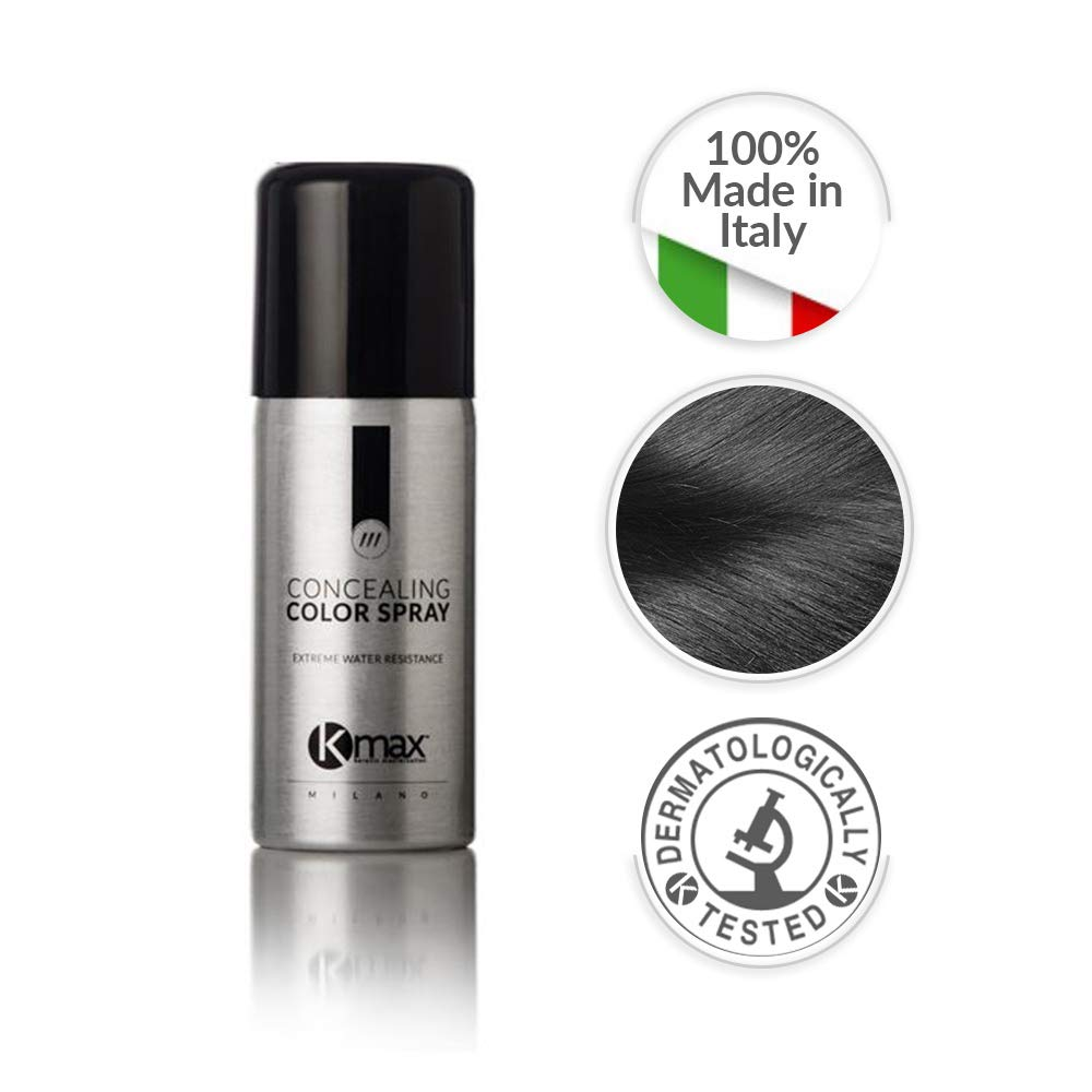 Kmax Concealing Color Spray - Spray anti diradamento BIONDO ...