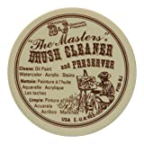 The Masters Brush Cleaner and Preserver 1.0oz Size