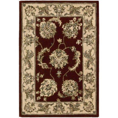Nourison Nourison 2000 (2022) Lacquer Rectangle Area Rug, 2-Feet by 3-Feet  (2' x 3')