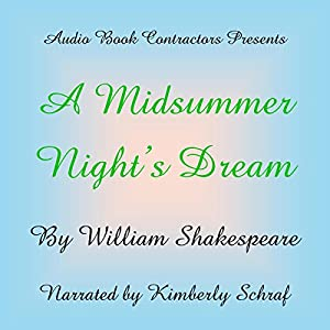 A Midsummer Night's Dream Audiobook