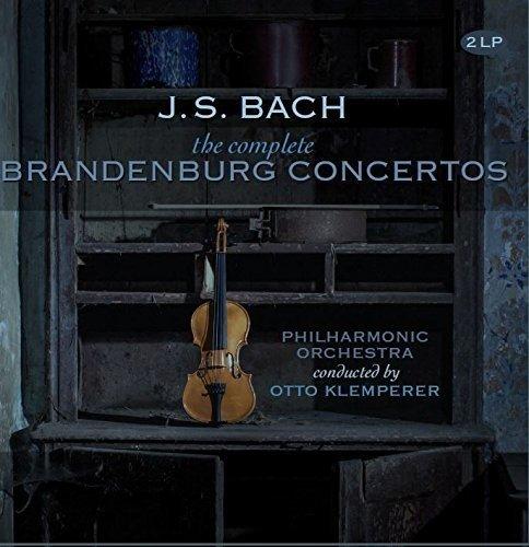 Vinilo : J.S. Bach - Complete Brandenburg Concerti (Holland - Import, 2PC)