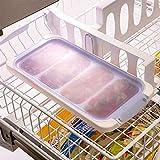 PrepWorks Dishwasher Safe Food Storage Freezer