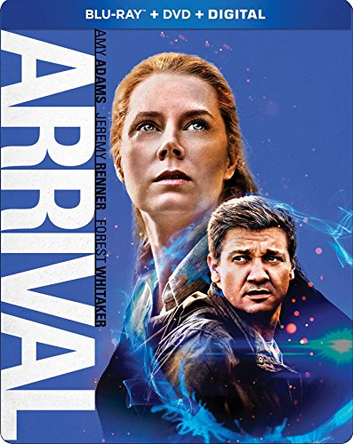 Blu-ray : Arrival (Steelbook) (Steelbook, Widescreen, 2 Pack, Amaray Case, Dubbed)