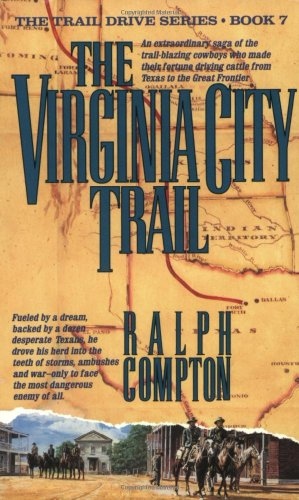 book cover of The Virginia City Trail
