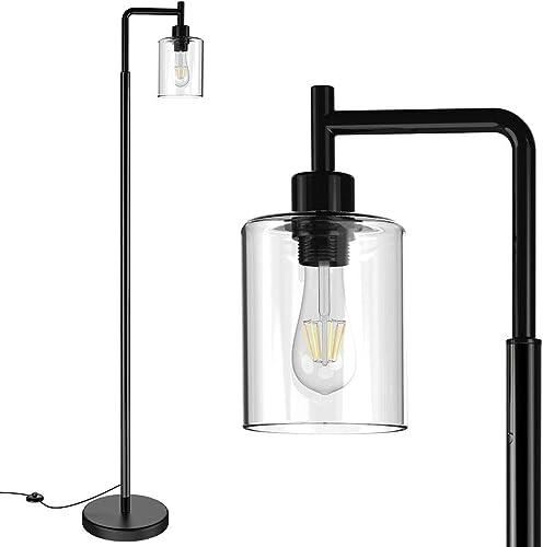 Depuley Modern LED Floor Lamp