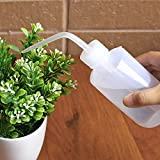 3 of pack DIY 500ml. Squeeze Mode Micro Landscape Watering Can Garden Curved Nozzle Spray Tool