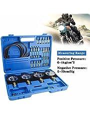 SINOCMP Universal Fuel Vacuum Carburetor Synchronize Tool Kit