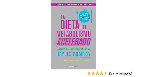 Amazon.com: La dieta del metabolismo acelerado (Colección Vital): La última dieta que harás en tu vida (Spanish Edition) eBook: Haylie Pomroy: Kindle Store