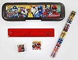 Tokumei Sentai Go-Busters stationery set (japan import)