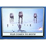 Star Wars Rogue One Mission Briefing Blue Base Card #69 War comes to Hoth