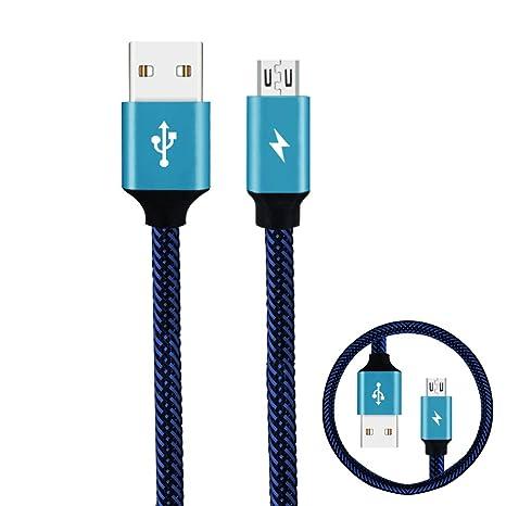 Exing Cable de Datos Cable de Carga, 30 cm 3 A Cargador ...