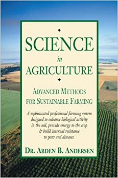 Book Science in Agriculture: Advanced Methods for Sustainable Farming