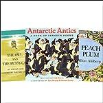 The Owl and the Pussycat, Antarctic Antics, Each Peach Pear Plum, & Over in the Meadow  | Judy Sierra,Janet & Allan Ahlberg,John Langstaff,Edward Lear