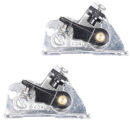 Kohler (2 Pack) 47 150 03-S Engine Ignition Points For K91 - K361, KT Series, and K532 - K582