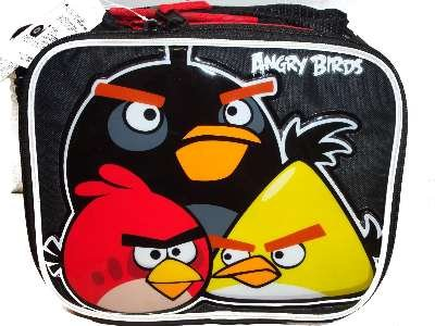 Angry Birds Lunch Tote Bag