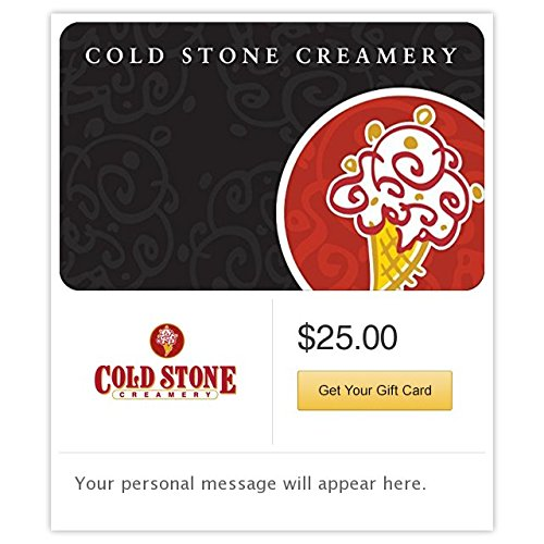 (Cold Stone Creamery Gift Cards - E-mail)