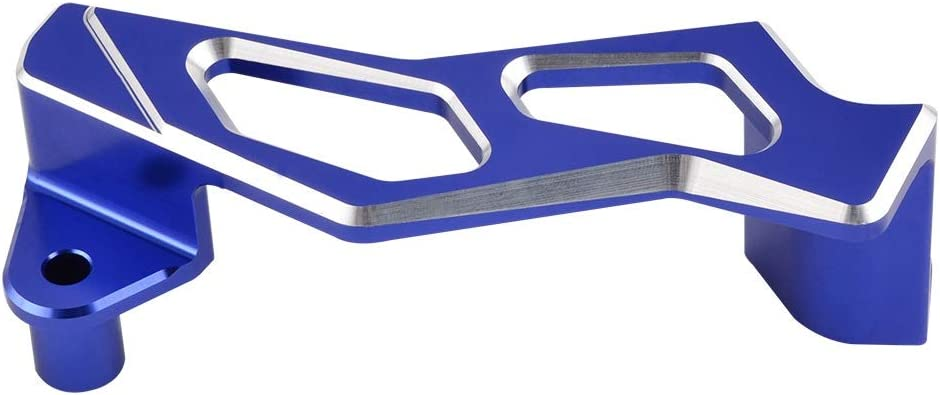 KUANGQIANWEI Bremssattel Abdeckung Hinten Bremssattel-Schutz-Schutz Gepasst for Yamaha YZ125 YZ250 YZF250 YZF450 YZ250X YZ250FX YZ450FX WR250F WR250R WR250X WR450F