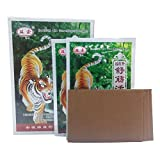 128 Pcs Pain Relief Patch Chinese Herbal Anti-inflammatory Analgesic Plaster (7cm X 10cm) 16 Boxes