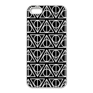 Simple triangle pattern Cell Phone Case for iPhone 5S