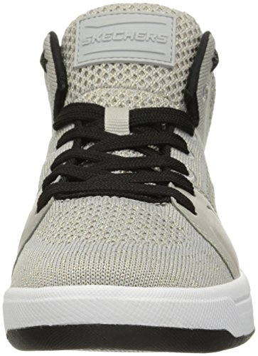 Skechers Street Kvinna Centrum-fly High Fashion Sneaker Taupe / Guld