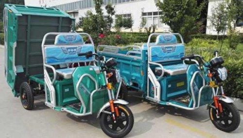 Three Wheel Electric Motor Vehicle
