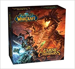 Wow Tablero Clash Of Champions Ingles: Amazon.es: Libros