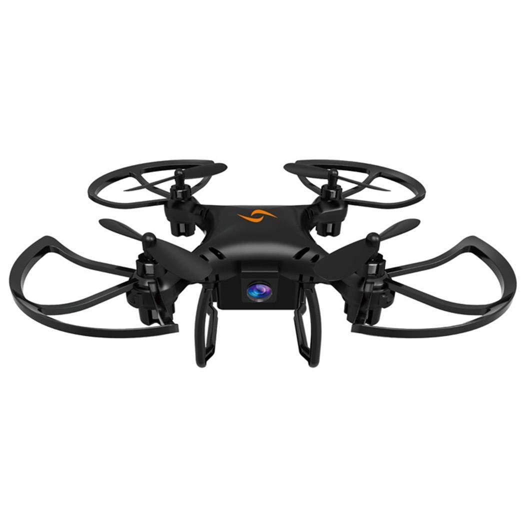 YENJOS X107 Mini-Drohne mit LED-Licht, Headless-Modus 2,4 GHz Gyro-Fernsteuerungsflugzeug, Taschenfernsteuerungs-Mini-Vierachsen-Drohne, One Button Return Drone für Kinder