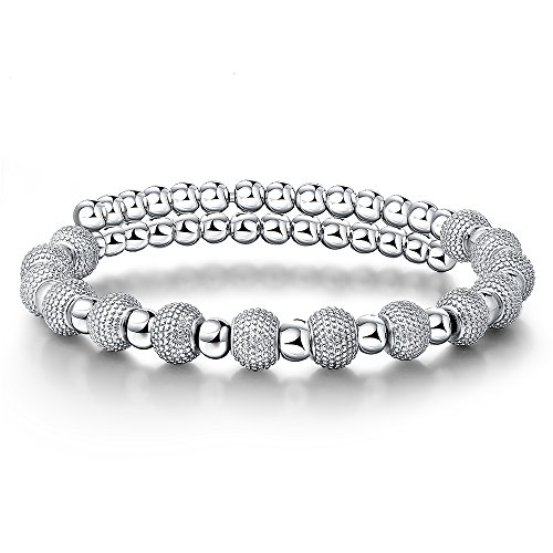 Engagement Platinum Bracelet - 7