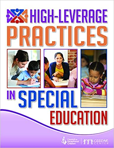 Report Supply Of Special Ed Teachers On >> High Leverage Practices In Special Education The Final Report Of