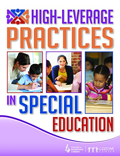 High-Leverage Practices in Special Education: The Final Report of the HLP Writing Team