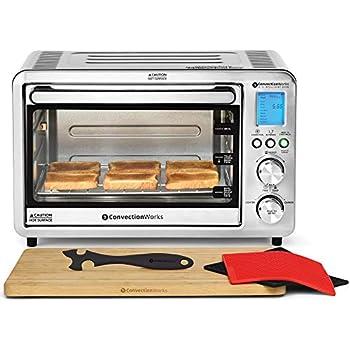 Amazon Com Breville Bov845bss Smart Oven Pro 1800 W