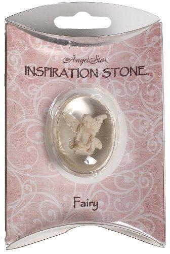 (AngelStar 1-1/2-Inch Angel Worry Stone, Fairy)