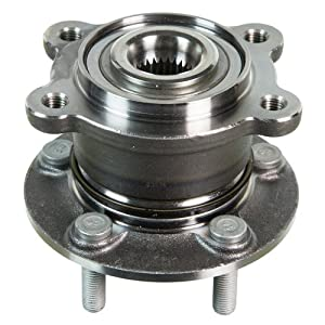 MOOG 512500 Wheel Bearing and Hub Assembly