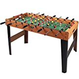 Giantex Foosball Table for Kids Soccer Football Competition Sized Arcade Game Room for Family Use (45'')