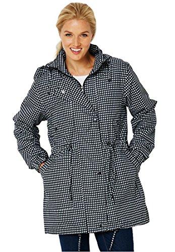 Zip Jacket & Knit Skirt - 4