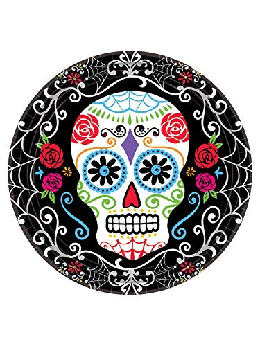 Amscan Day of the Dead Party -