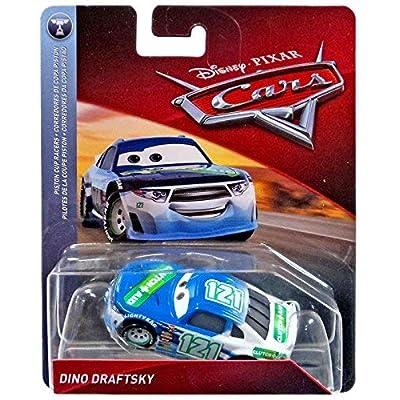 Disney Pixar Cars 3 Die-cast Clutch AID Vehicle: Toys & Games