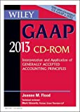 img - for Wiley GAAP 2013: Interpretation and Application of Generally Accepted Accounting Principles (CD-ROM) by Joanne M. Flood (2012-11-13) book / textbook / text book