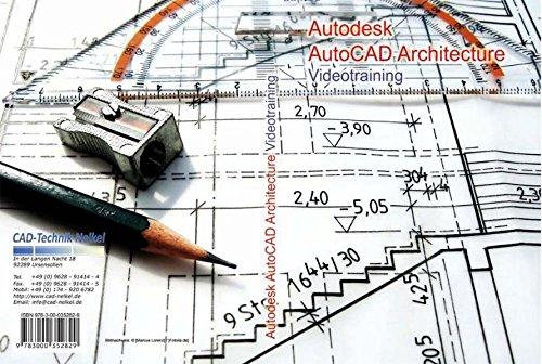 Autodesk AutoCAD Architecture Videotraining
