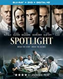 Spotlight (Blu-ray + DVD + Digital HD)