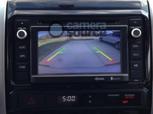2014 Backup Camera for Tacoma Factory Display Radios – Camera Module Only