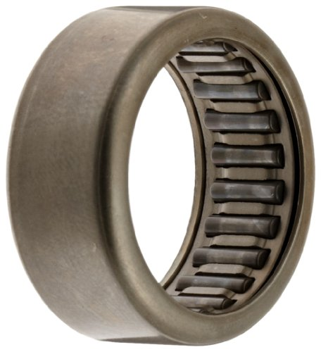 - SKF HK 1612 Needle Roller Bearing, Caged Drawn Cup, Outer Ring and Roller, Open, 16mm Bore, 22mm OD, 12mm Width