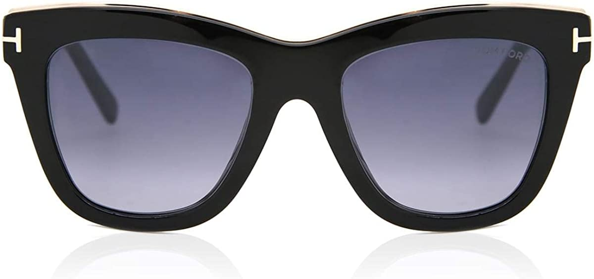 Sunglasses Tom Ford FT 0685 Julie 01C shiny black/smoke mirror
