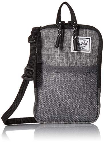 (Herschel Sinclair Small Cross Body Bag, Raven Crosshatch, One Size)