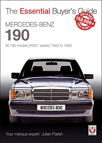 mercedes-benz-190-all-190-models-w201-series-1982-to-1993-essential-buyer-s-guide