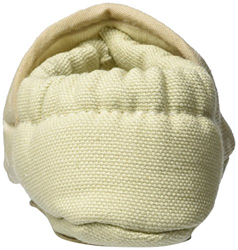 Nanga Unisex Baby Pünktchen Krabbel-& Hausschuhe Beige (Sand)