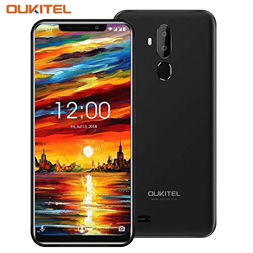 OUKITEL C12 Unlocked Smartphone Android 8.1 Unlocked Cell Phones,6.18